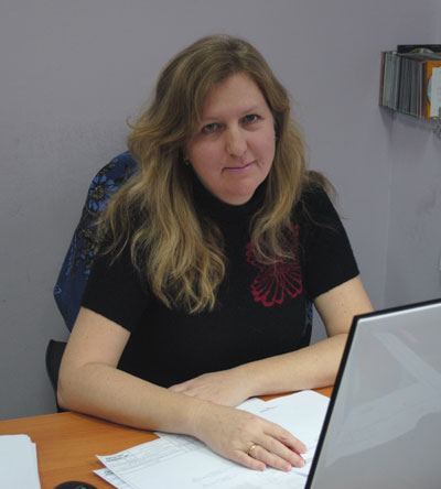 Комолкина Светлана Ивановна