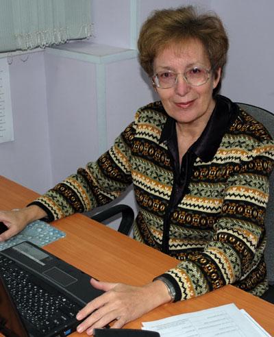 Марченко Вера Дмитриевна